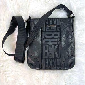 Bikkembergs Crossbody Black Purse Bag